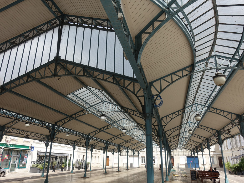Chartres - Markthalle