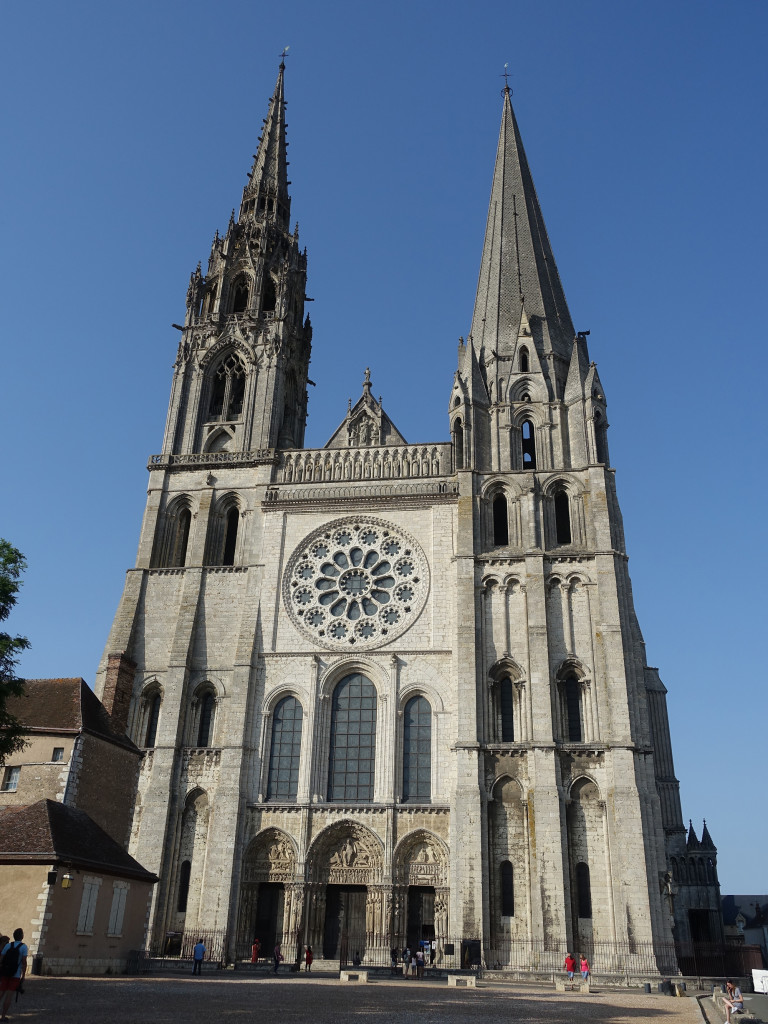 Chartres - Kathedrale