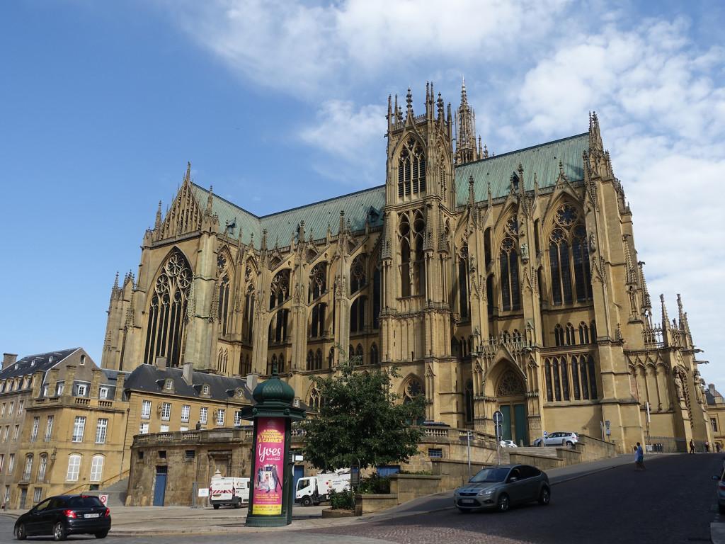 Metz - die Kathedrale