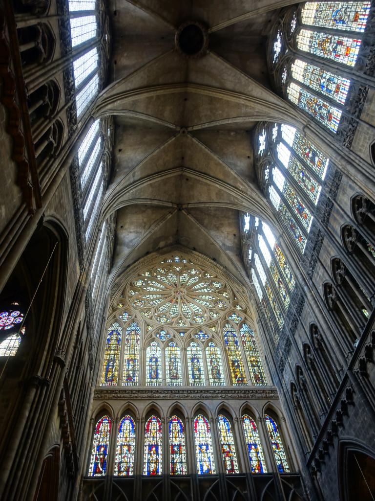 Metz - Kathedrale