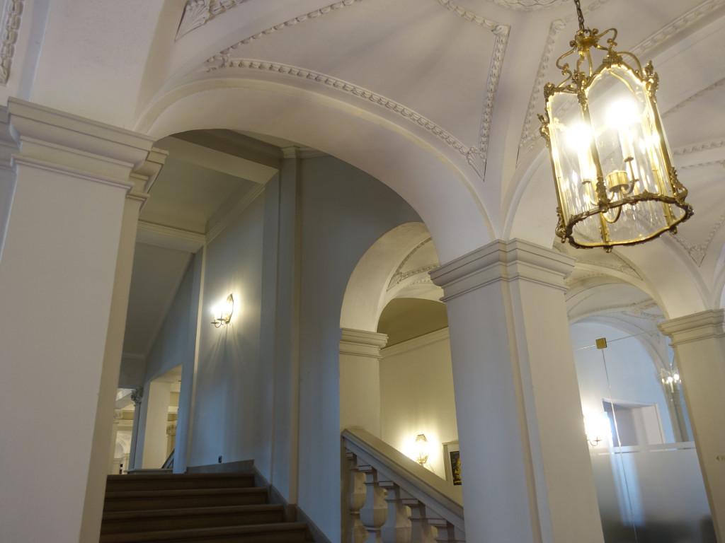 Hotel Taschenbergpalais - ein Treppenhaus