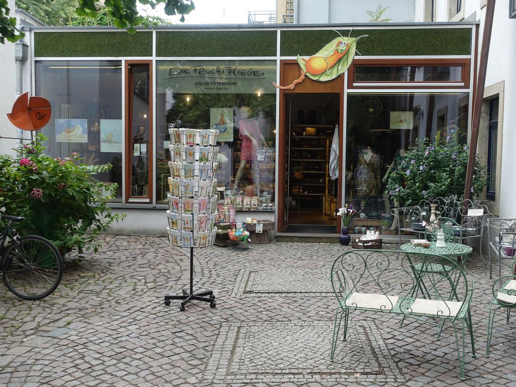 Dresdner Neustadt - Kunsthofpassage