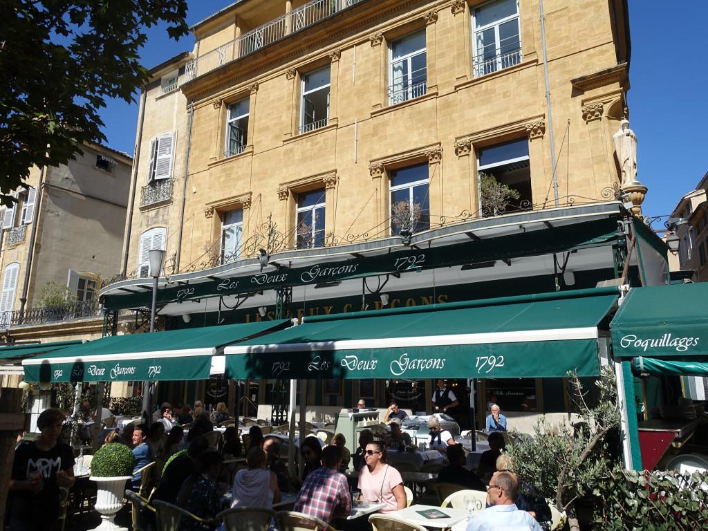 """Café """"Les deux Garçons"""""""