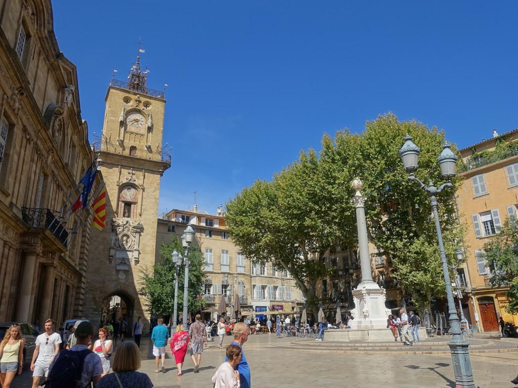 Aix-en-Provence - Rathaus