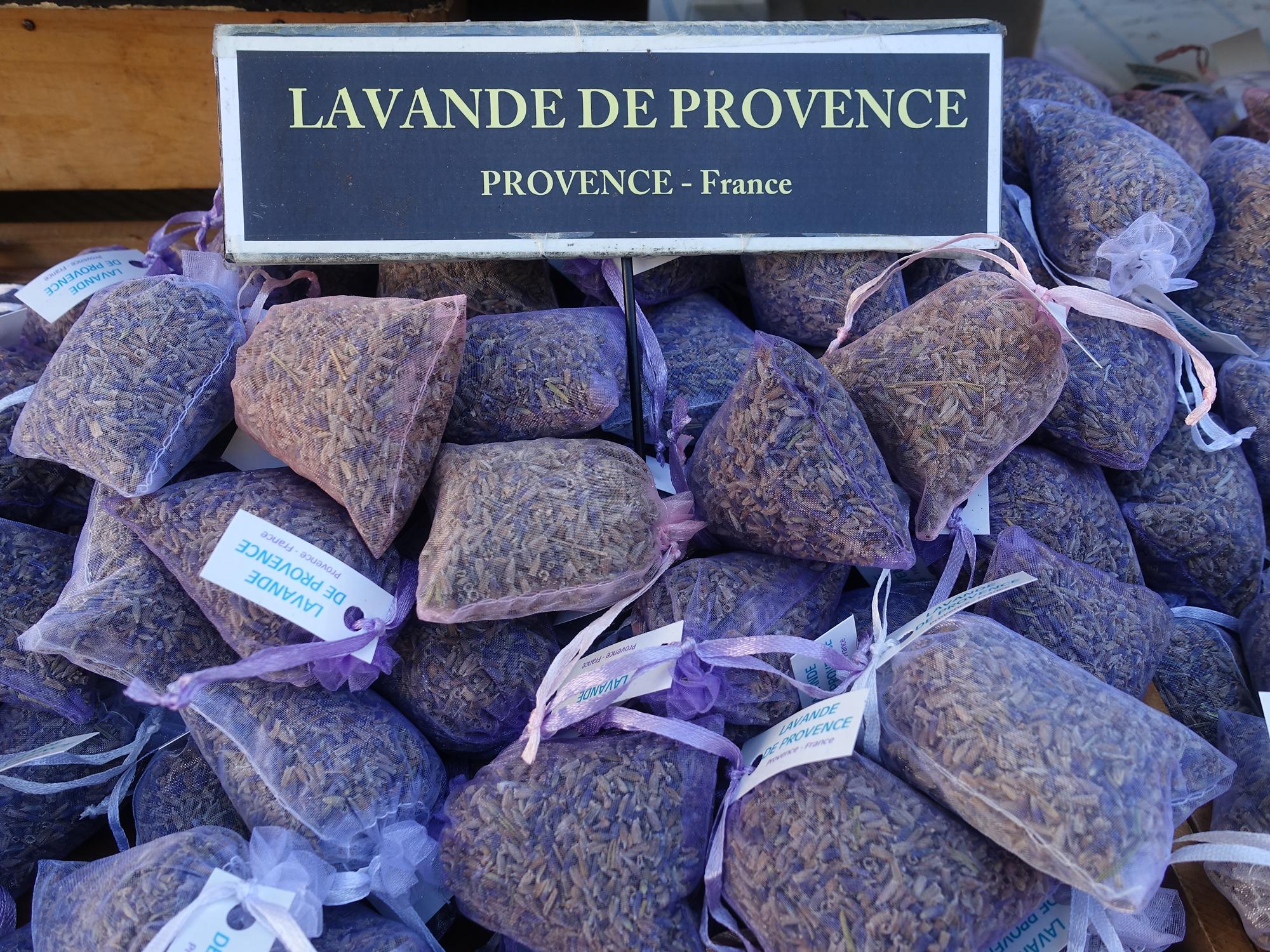Frankreich  (Provence) - 03.09.-09.10.2019