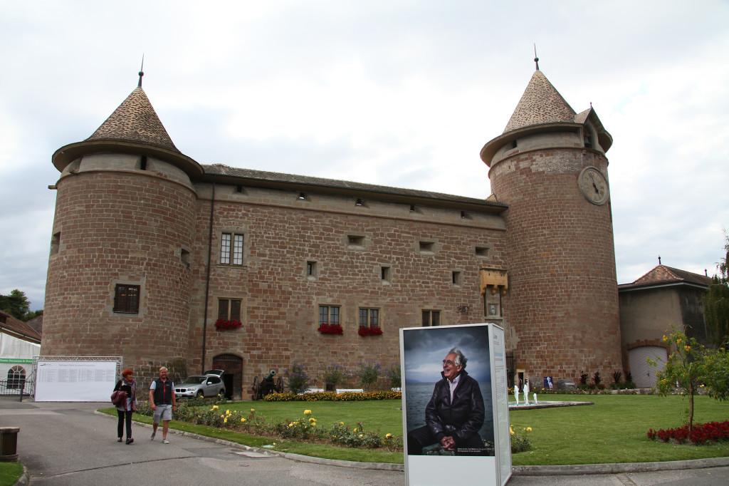 Morges - Schloss