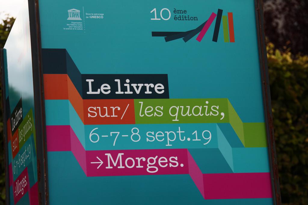 Morges - Literatur-Festival