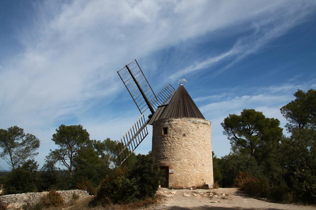 Fontvieille - Sentier des Moulins