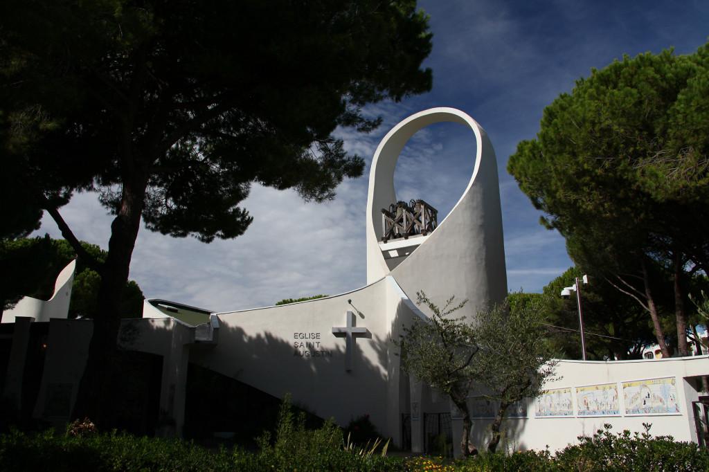 La Grande-Motte - Kirche Saint Augustin