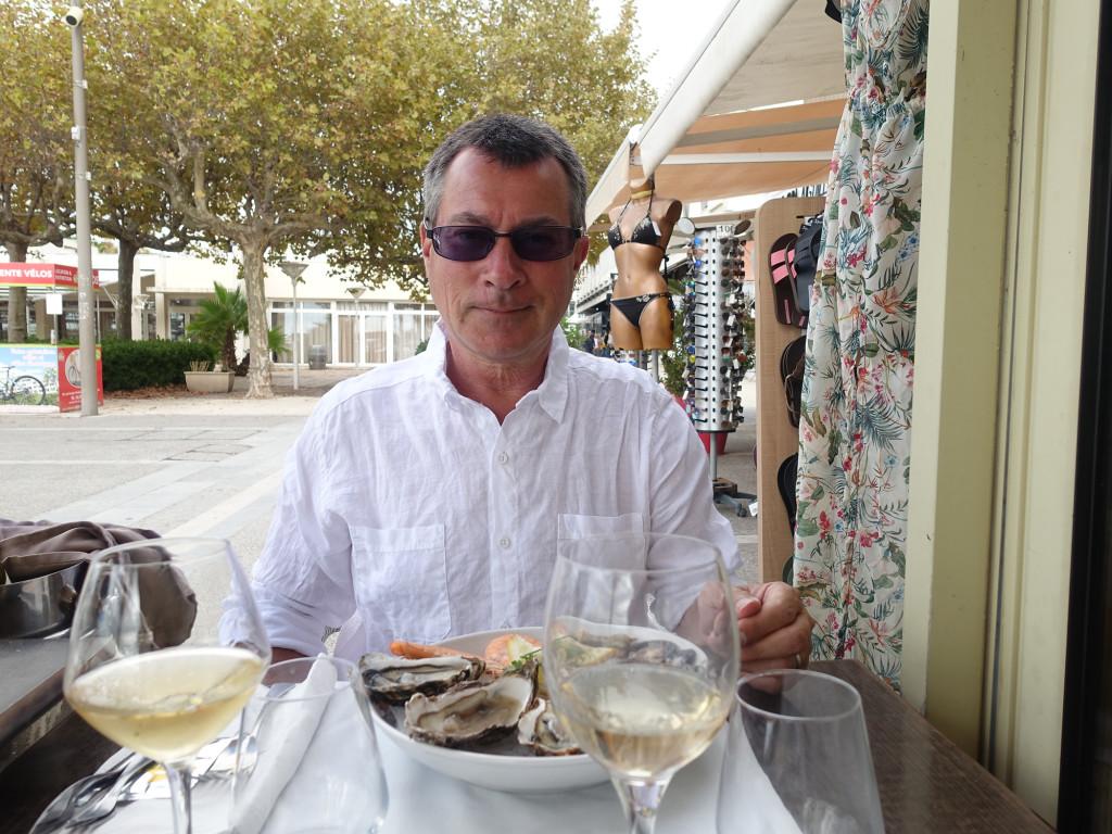 "La Grande-Motte - Restaurant ""L'Ombrine"""