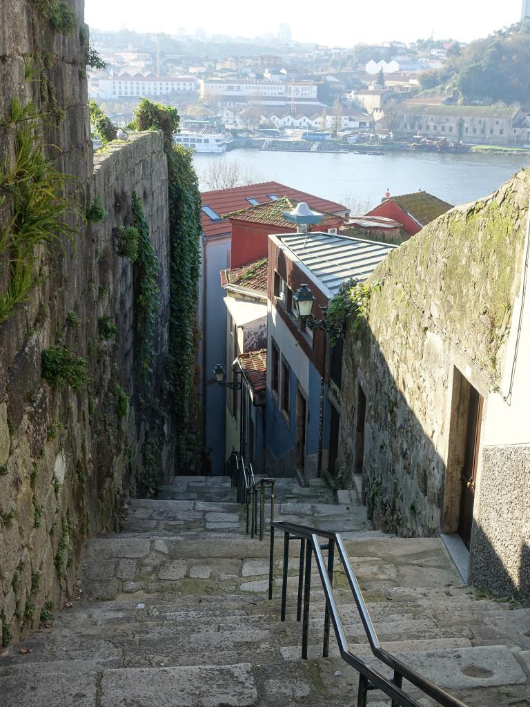 """Der Fluss """"Douro"""" ist schon in Sicht"""