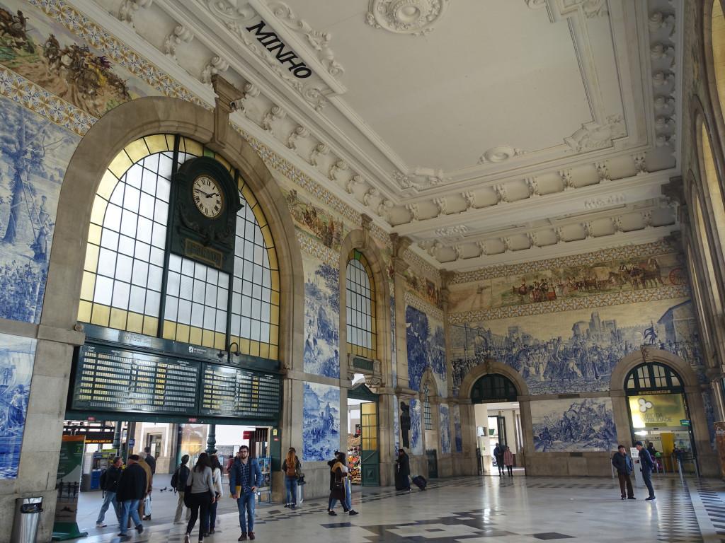 Bahnhof São Bento