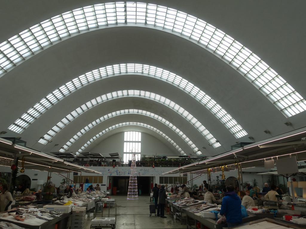 Matosinhos - Markthalle